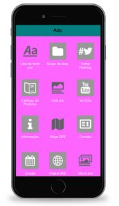 app sem design