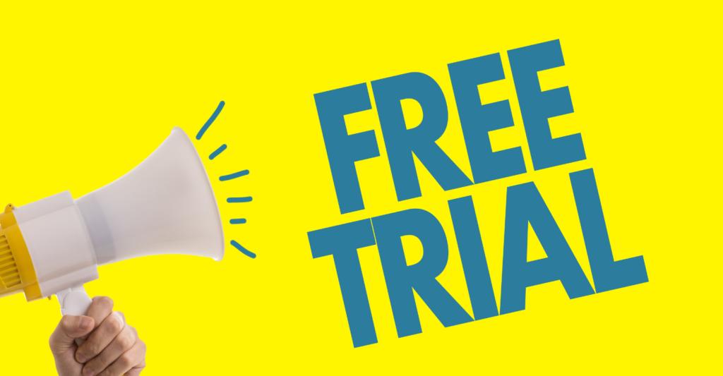 free trial estratégia para vender e criar apps para clientes e pequenos negócios